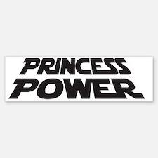 Princess Power Sticker (Bumper)