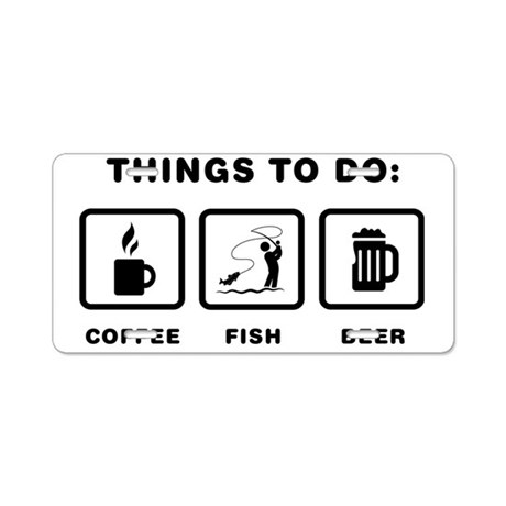 Fly fishing abh1 aluminum license plate by admin cp11141248 for Purchase florida fishing license