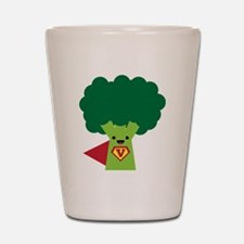 Super Brocoli Shot Glass