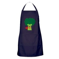 Super Brocoli Apron (dark)