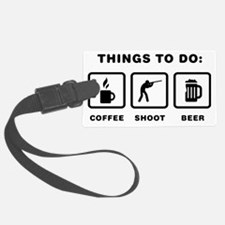 Shooting-ABH1 Luggage Tag