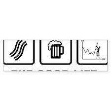 Forex-Stock-Trader-AAX1 Bumper Sticker