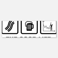 Forex-Stock-Trader-AAX1 Sticker (Bumper)