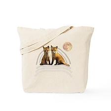 Fox Fox Tote Bag