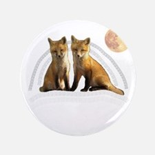 "Fox Fox 3.5"" Button"