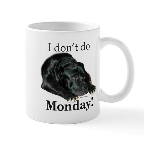 Cane Corso Monday Mug