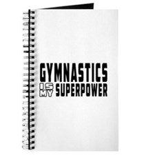 Gymnastics Is My Superpower Journal