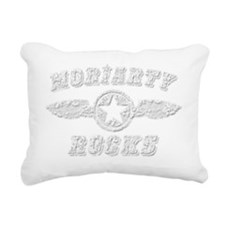 MORIARTY ROCKS Rectangular Canvas Pillow