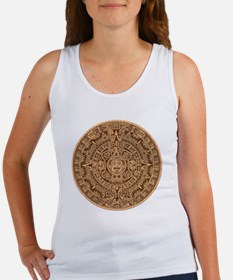 Mayan Calendar 2012 End of the wo Women's Tank Top