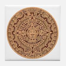 Mayan Calendar 2012 End of the world Tile Coaster