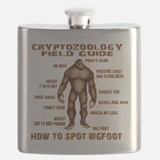 how to spot bigfoot Flask