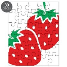 Sweet Strawberries Puzzle