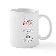 Norway Small Mugs