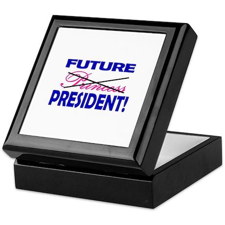 Future President Keepsake Box