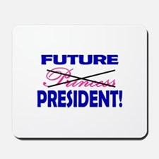 Future President Mousepad
