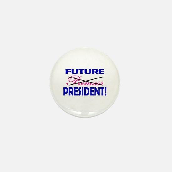 Future President Mini Button