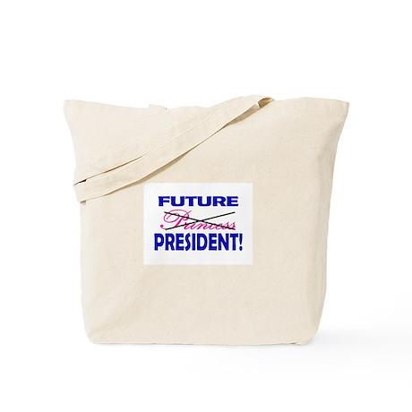 Future President Tote Bag