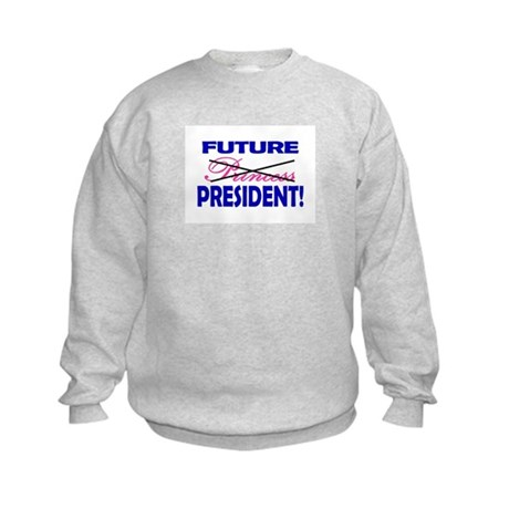 Future President Kids Sweatshirt