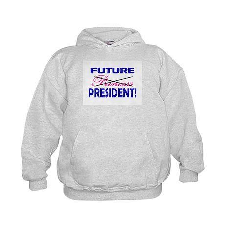 Future President Kids Hoodie