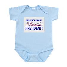 Future President Infant Bodysuit