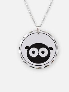 Round Sheep Necklace