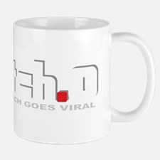 squatch point 0 white viral Mug