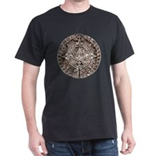 Mayan End of the World 2012 Calendar T-Shirt