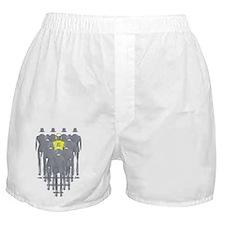 nvy_headphones Boxer Shorts