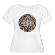 Mayan End of  T-Shirt