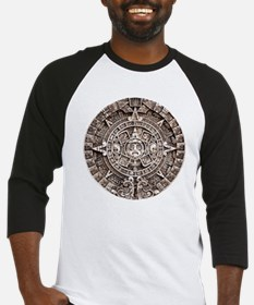 Mayan End of the World 2012 Calend Baseball Jersey