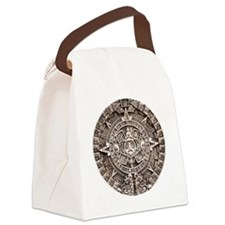 Mayan End of the World 2012 Calen Canvas Lunch Bag
