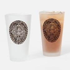 Mayan End of the World 2012 Calenda Drinking Glass