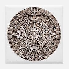 Mayan End of the World 2012 Calendar Tile Coaster