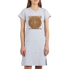 funny mayan apocalypse 2012 sur Women's Nightshirt