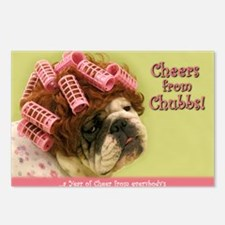 Cheers from Chubbs Postcards (Package of 8)