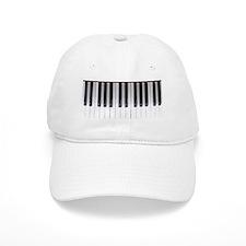 Piano Keys Twin Duvet Baseball Cap