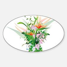 Beautiful Flowers Decal