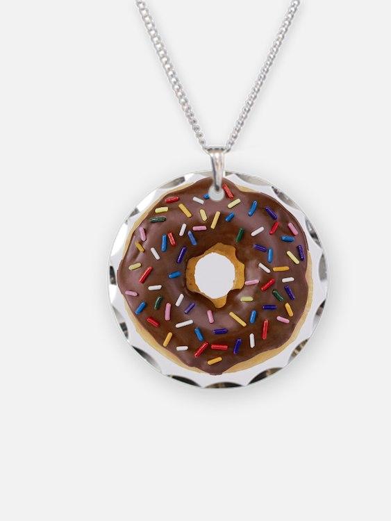 Doughnut Lovers Necklace