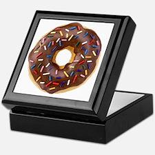 Doughnut Lovers Keepsake Box