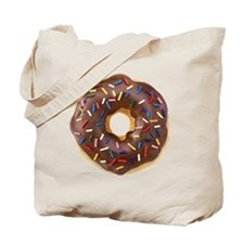 Doughnut Lovers Tote Bag