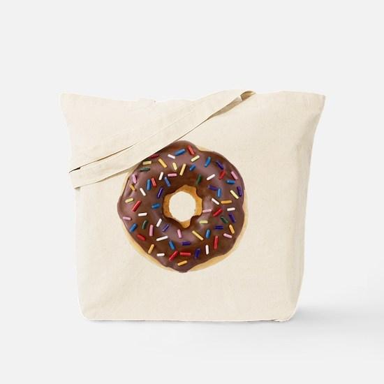 Doughnut Lovers Tote Bag