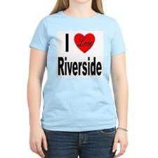 I Love Riverside (Front) T-Shirt