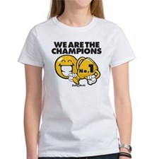 We are the champions Tee