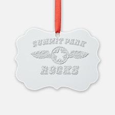 SUMMIT PARK ROCKS Ornament