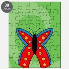 Butterfly Kindle Sleeve Puzzle