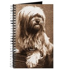 Lhasa Apso Painted Journal