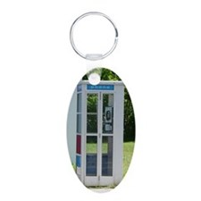 Phone Booth Keychains
