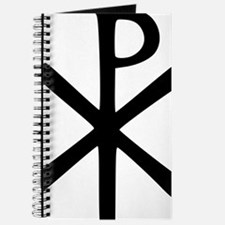 Chi Rho (XP Christogram) Journal