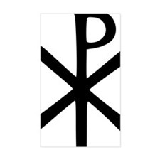 Chi Rho (XP Christogram) Decal