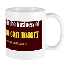 Who You Can Marry 10x3 Mug